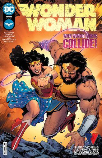Wonder Woman 777