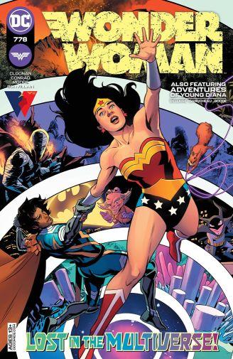 Wonder Woman 778