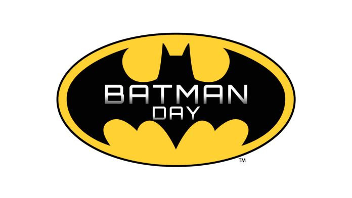 Batman Day Logo - Featured