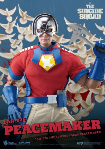 Beast Kingdom - DC - DAH - Peacemaker - 01