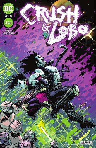 Crush and Lobo 4