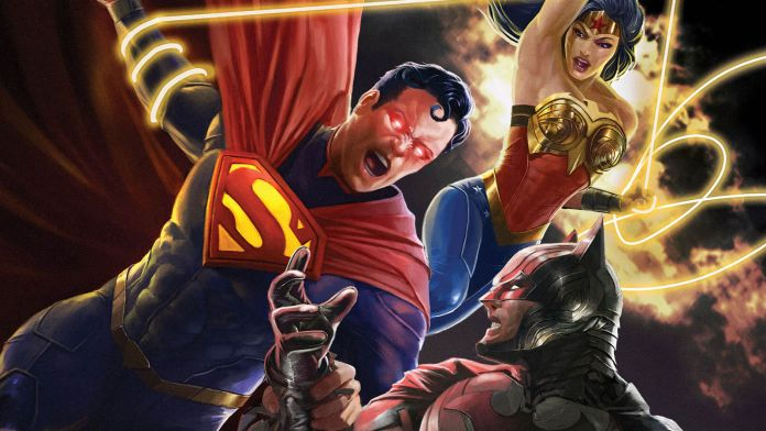 Injustice - DC Animated Movie - 4K - straight shot - Featured - 01