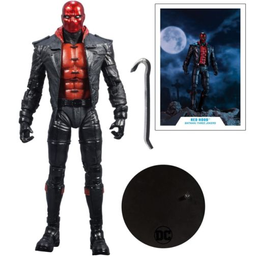 McFarlane Toys - DC Multiverse - Batman - Three Jokers - Red Hood - 07