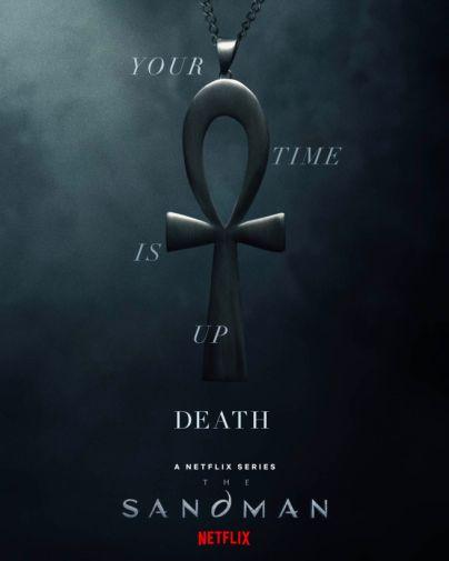 Sandman - Season 1 - Teaser Poster - Death - 02