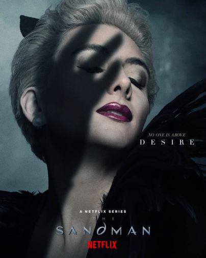 Sandman - Season 1 - Teaser Poster - Desire - 01