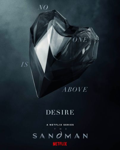 Sandman - Season 1 - Teaser Poster - Desire - 02