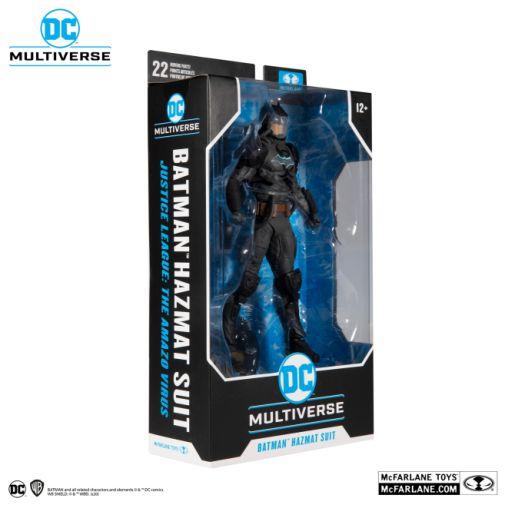 McFarlane Toys - DC Multiverse - Batman - Hazmat Suit Batman - 09