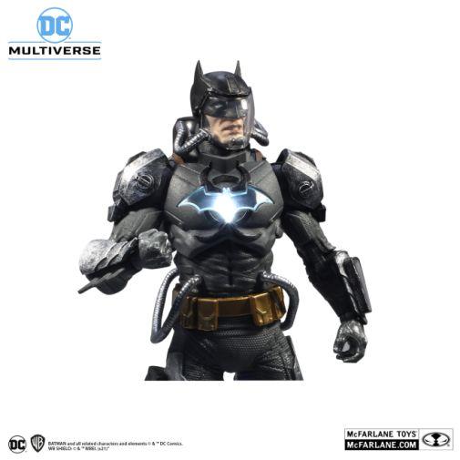 McFarlane Toys - DC Multiverse - Batman - Hazmat Suit Batman - Gold Label - 05