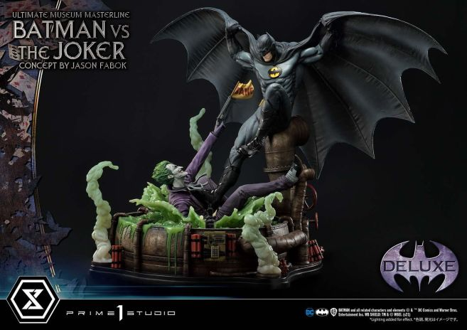 Prime 1 Studio - Batman - Batman Vs Joker - 11