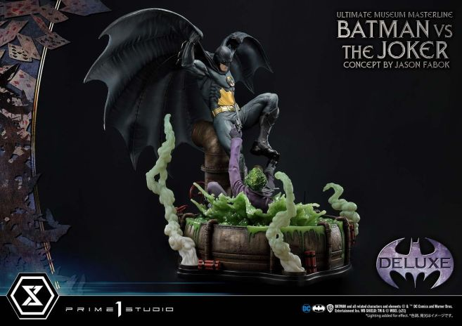 Prime 1 Studio - Batman - Batman Vs Joker - 13