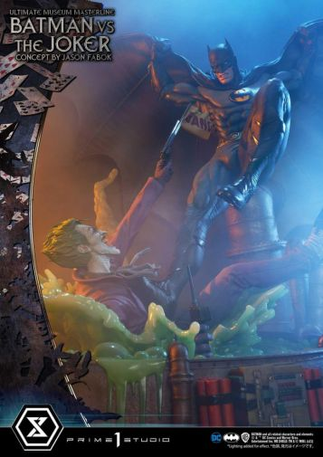 Prime 1 Studio - Batman - Batman Vs Joker - 34