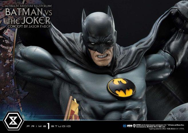 Prime 1 Studio - Batman - Batman Vs Joker - 42
