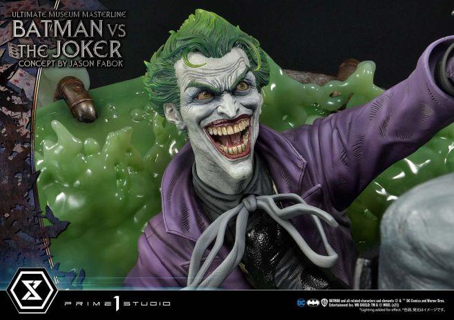 Prime 1 Studio - Batman - Batman Vs Joker - 43