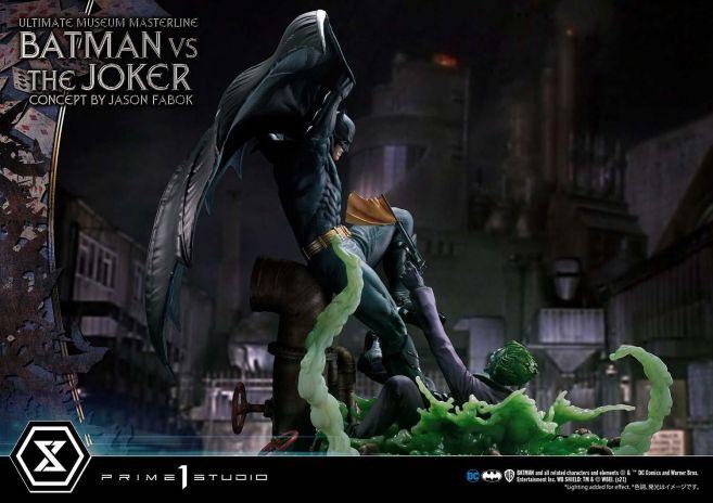 Prime 1 Studio - Batman - Batman Vs Joker - 54