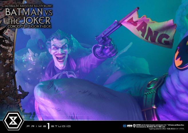 Prime 1 Studio - Batman - Batman Vs Joker - 57