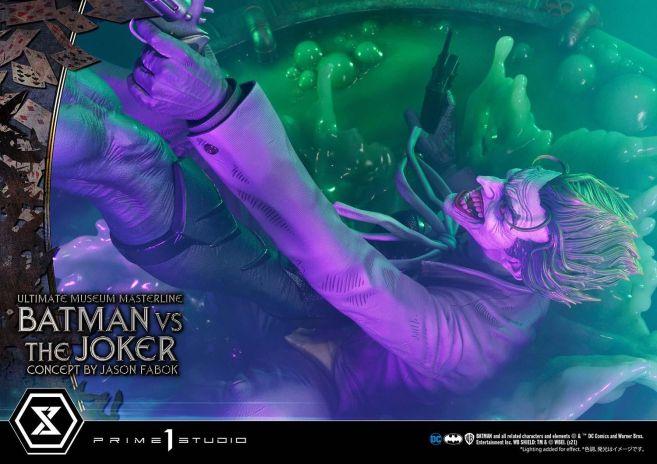 Prime 1 Studio - Batman - Batman Vs Joker - 58