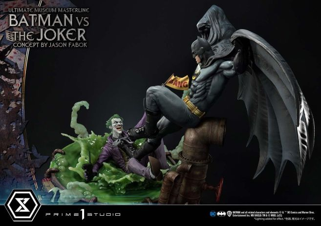 Prime 1 Studio - Batman - Batman Vs Joker - 60