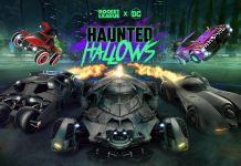 Rocket League - Haunted Hallows - Featured - 01