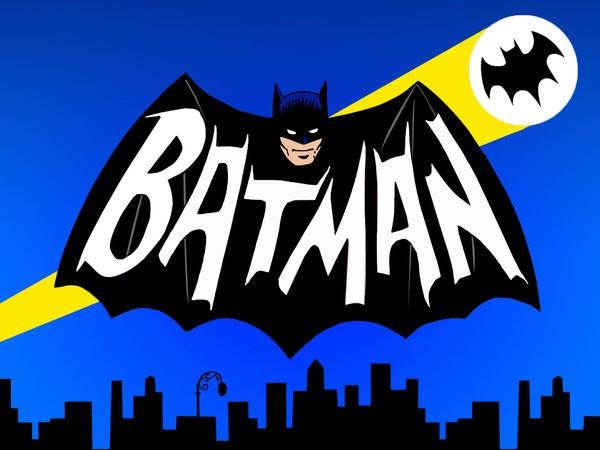 60s batman logo