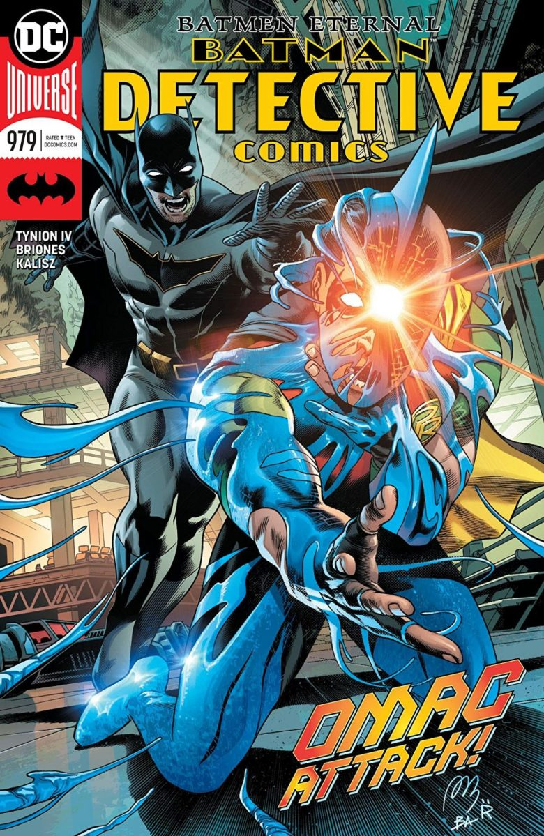 Review - DETECTIVE COMICS #979