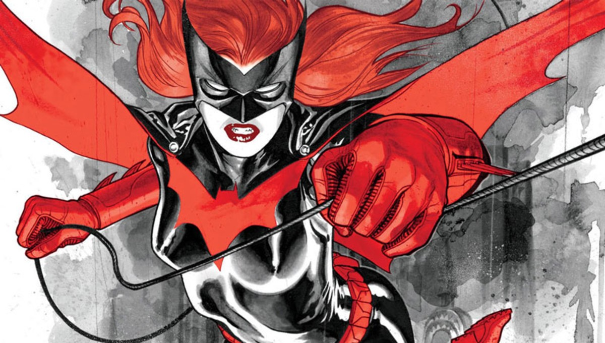 Next CW DC Crossover Introducing Batwoman