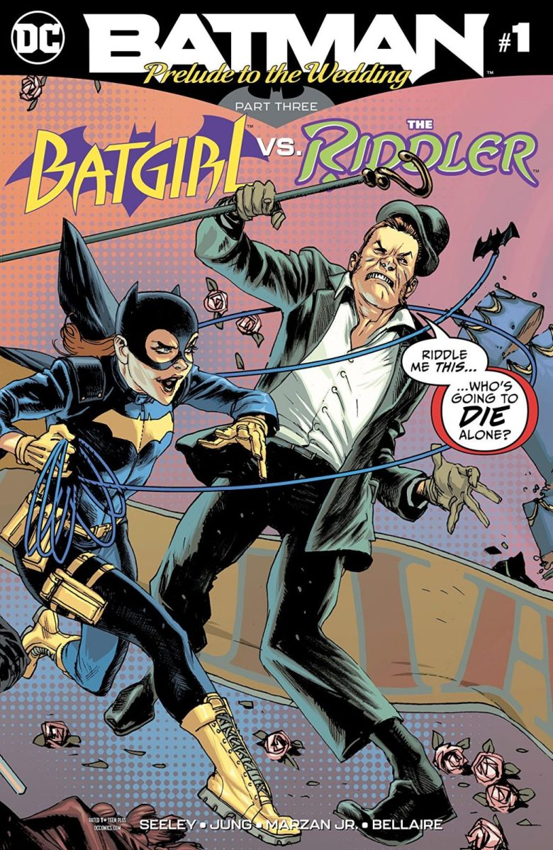 Review - BATMAN: PRELUDE TO THE WEDDING: BATGIRL VS. THE RIDDLER