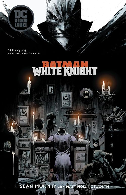 BATMAN: WHITE KNIGHT TPB/GN Review