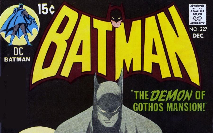 Classic Comics: BATMAN #227 (1970)