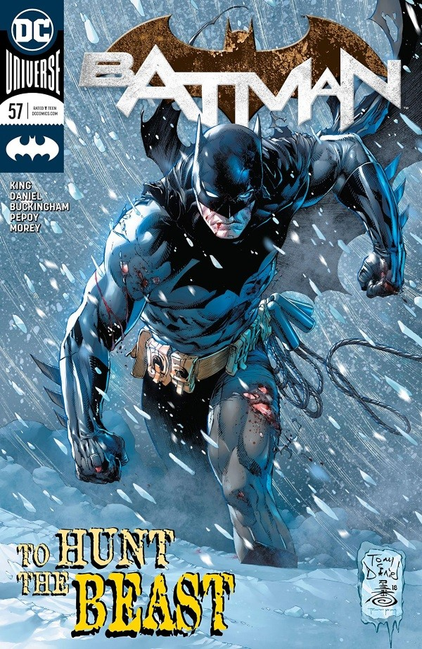 BATMAN #57 Review