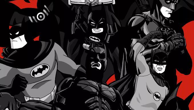 BATMAN 80 Tribute Artwork via ROTF