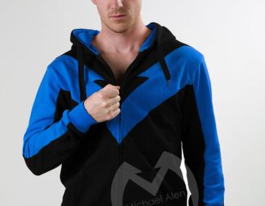 Hero HoodieZ Nightwing