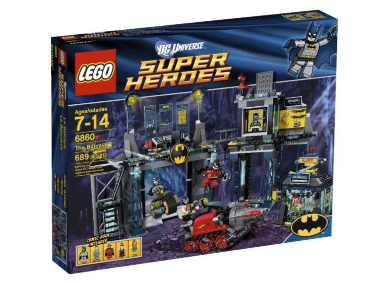 Lego Batman 6860
