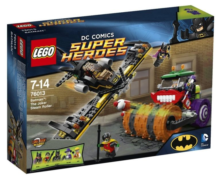 Lego batman 76013