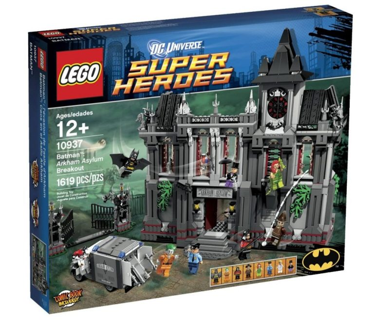 Lego Batman 10937