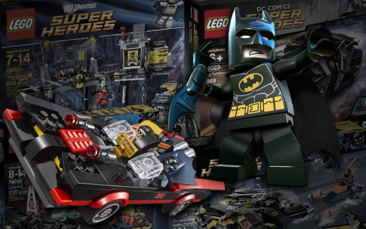 10 Best Batman Lego Sets