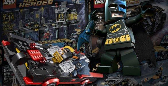 10 Best Batman Lego Sets