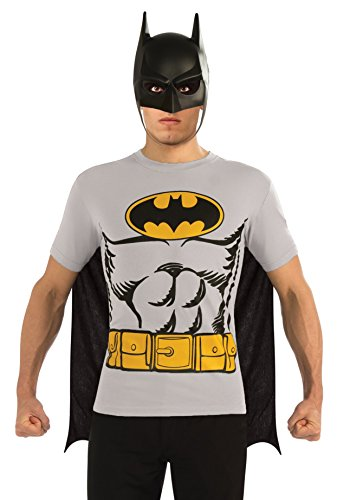 simple cheap batman costume
