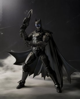 "Bandai Tamashii Nations S.H.Figuarts Batman ""INJUSTICE"