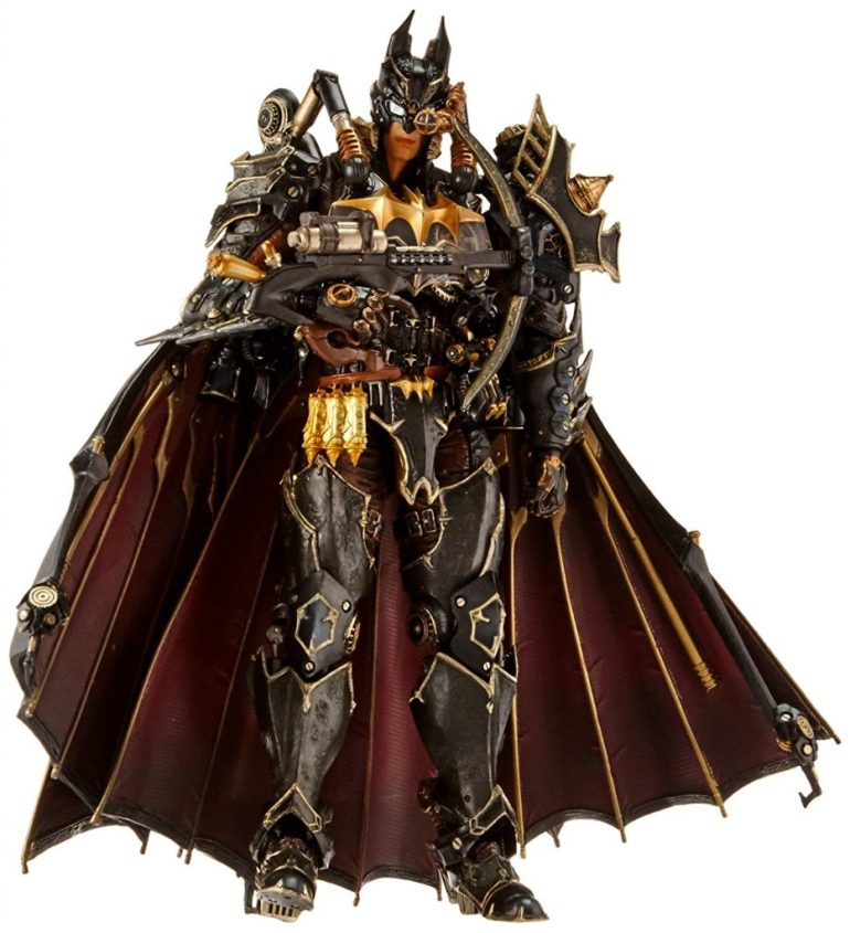 steampunk batman action figure