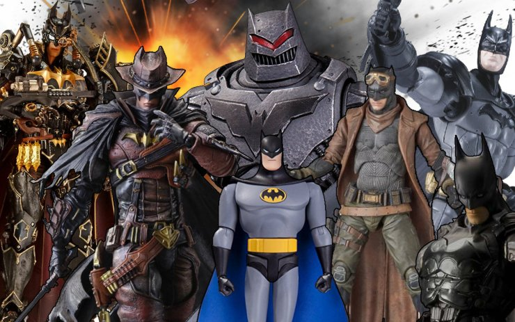 top 10 best batman action figures