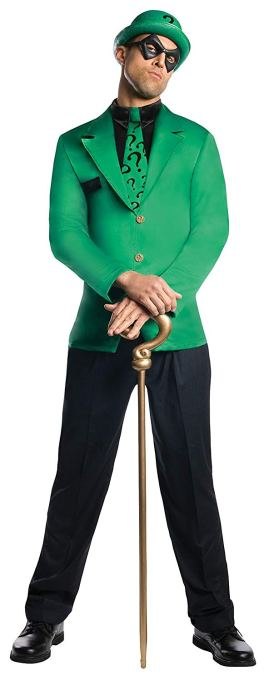 riddler costume for sale