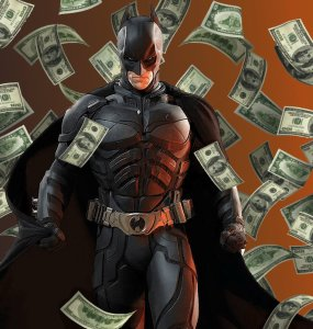 true cost of becoming real life batman