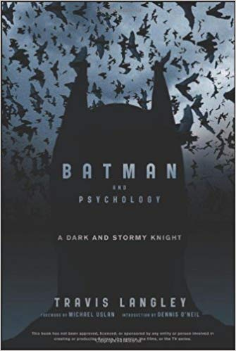 batman and psychology book