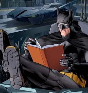 4 books that help you become batman