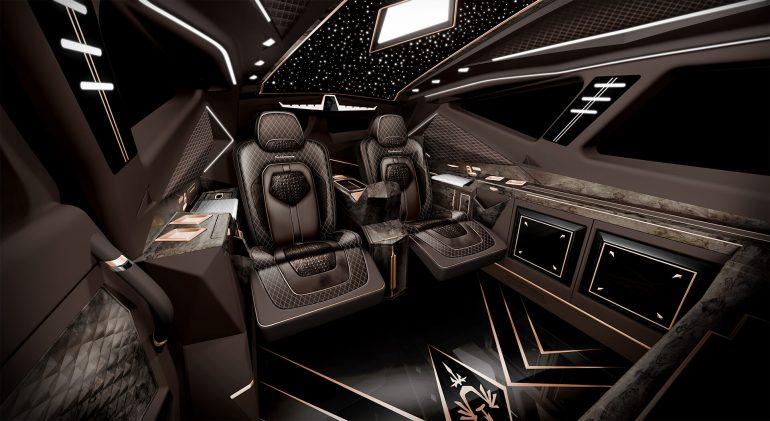 karlmann king luxury suv interior