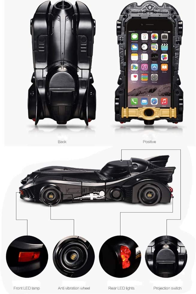 batmobile tumblr batman phone case