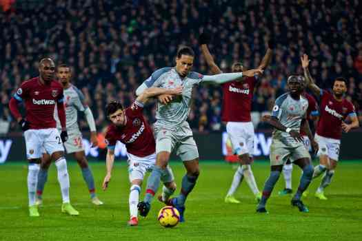 West Ham vs Liverpool Free Betting Predictions ...