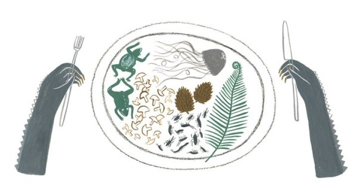 The Paleozoic Diet