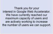 Googlelimts