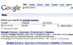 Googlecareers